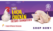 Tasty Local Chicken