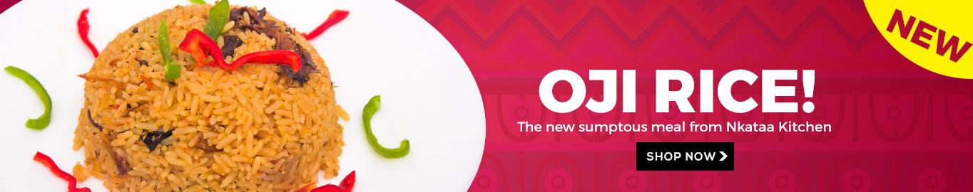 New Oji Rice